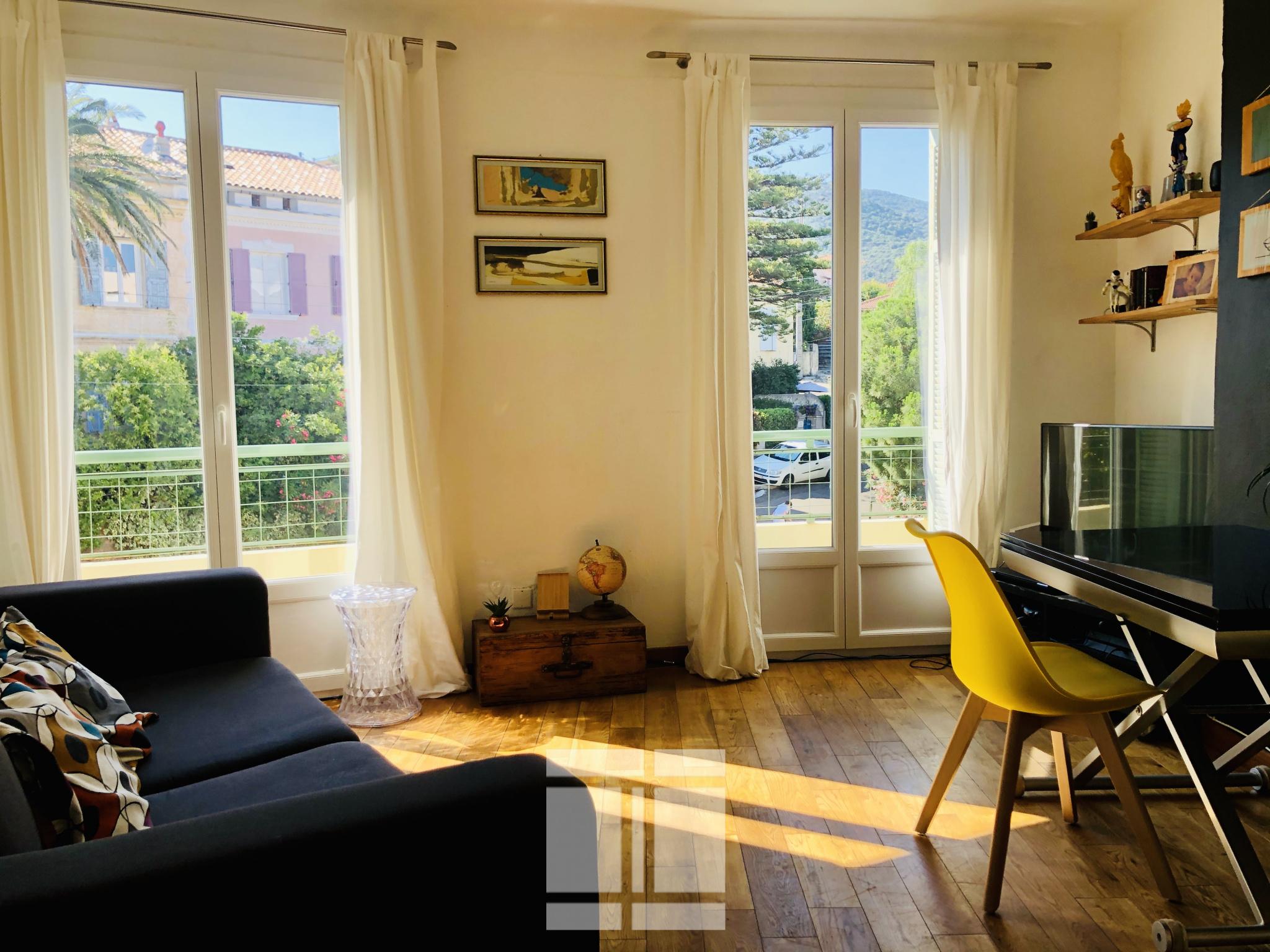 Appartement de 46.5m2 - BASTIA