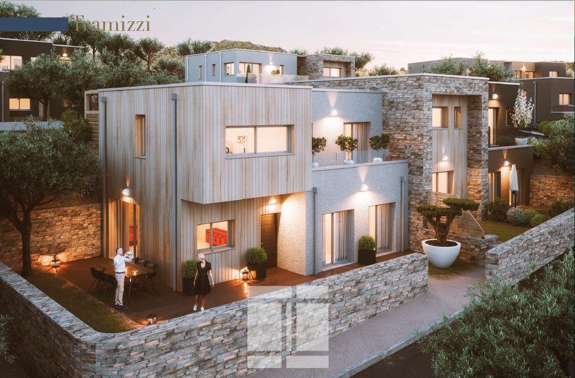 T3 en Duplex avec balcon et terrasse -  Bonifacio