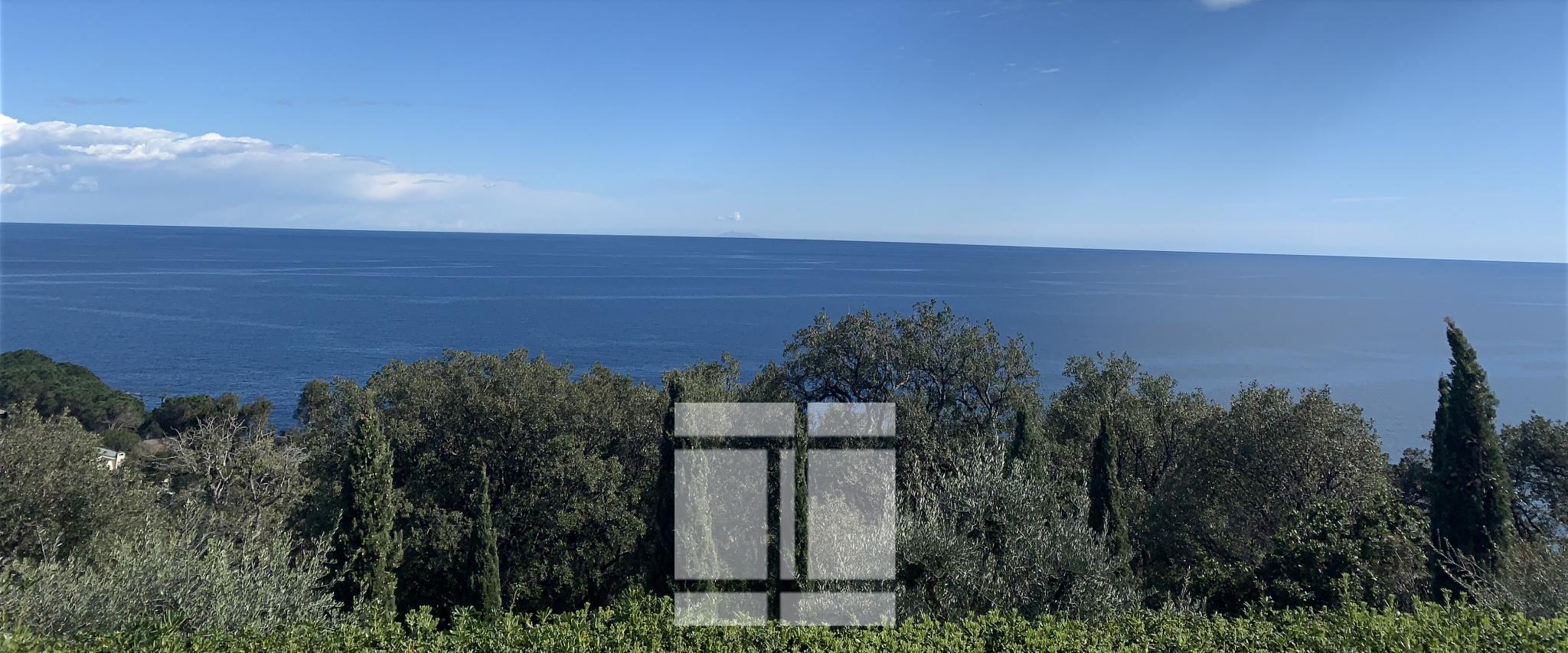 Terrain constructible vue mer à Miomo