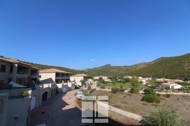 OLETTA - F3 magnifique terrasse - Garage