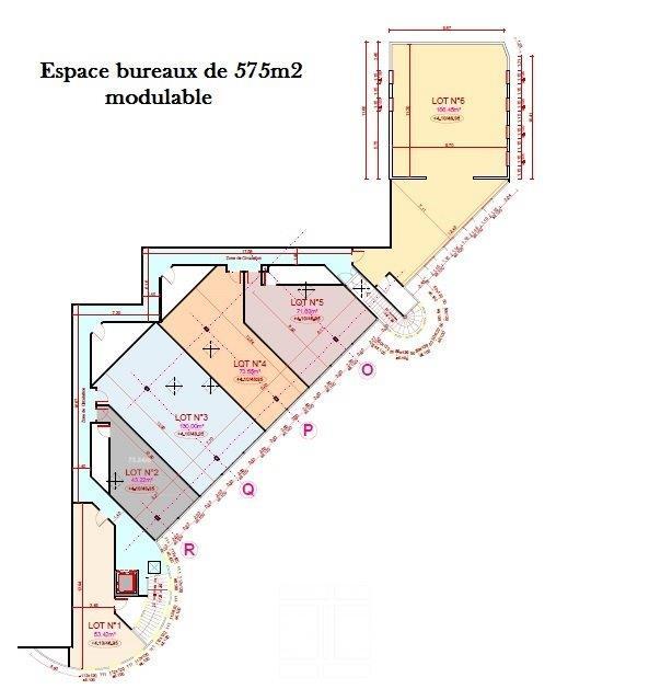 ESPACES BUREAUX MODULABLES : ZONE D'ACTIVITÉ DE BALEONE