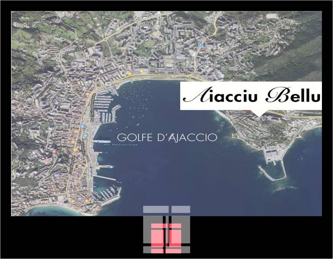 PROGRAMME NEUF - AIACCIU BELLU - ASPRETTO - T4 - à partir de 445 000 €