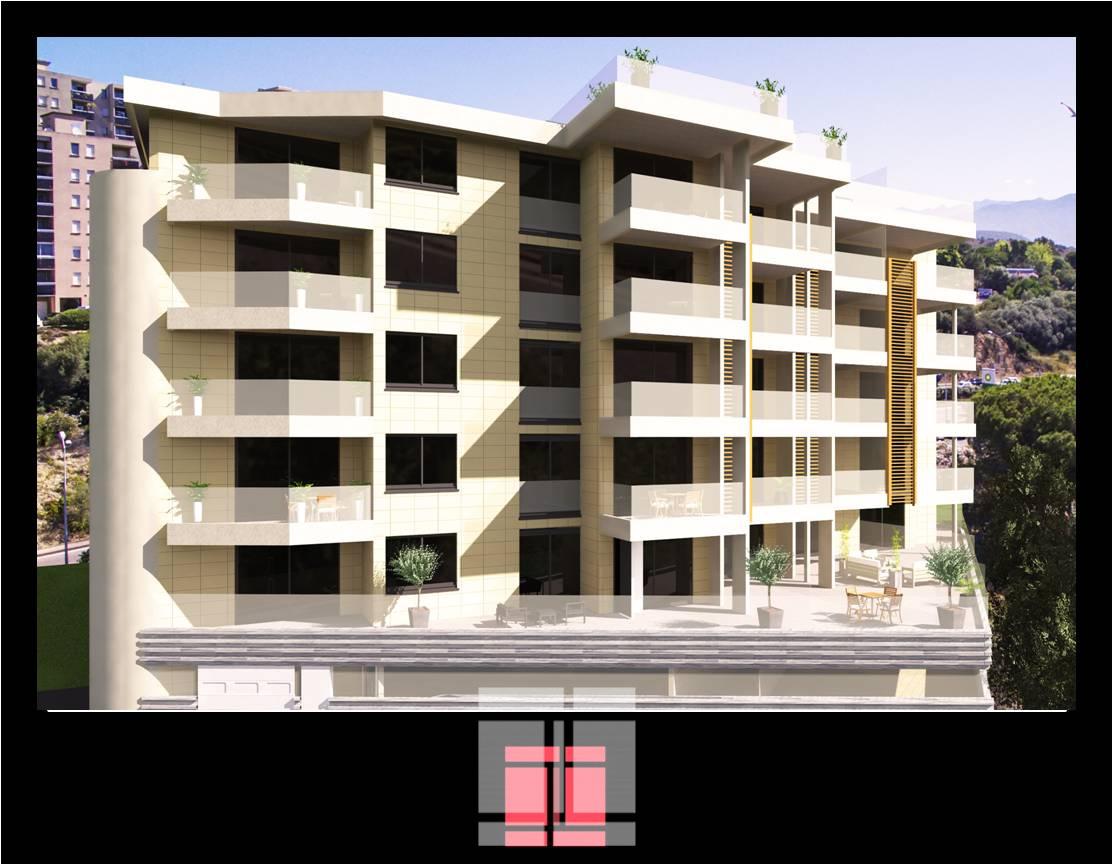 RESIDENCE NEUVE AIACCIU BELLU - ASPRETTO - T4 à partir de 100 m2