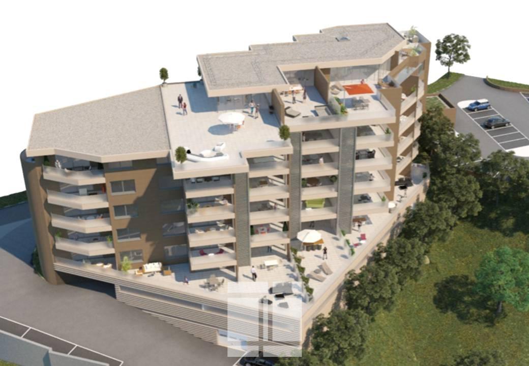 RESIDENCE NEUVE - AIACCIU BELLU - ASPRETTO - T5 - 176.5 m2 + terrasses de 78.37 m2