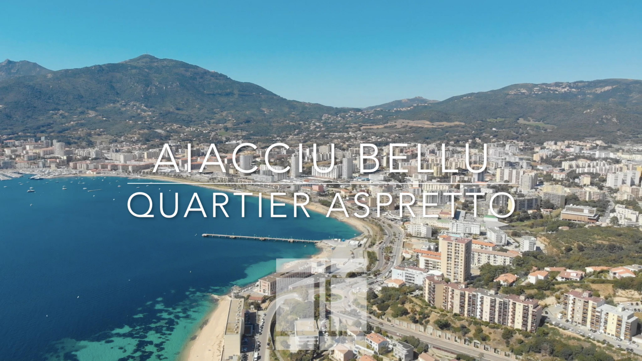 PROGRAMME NEUF AIACCIU BELLU - BUREAU - QUARTIER ASPRETTO