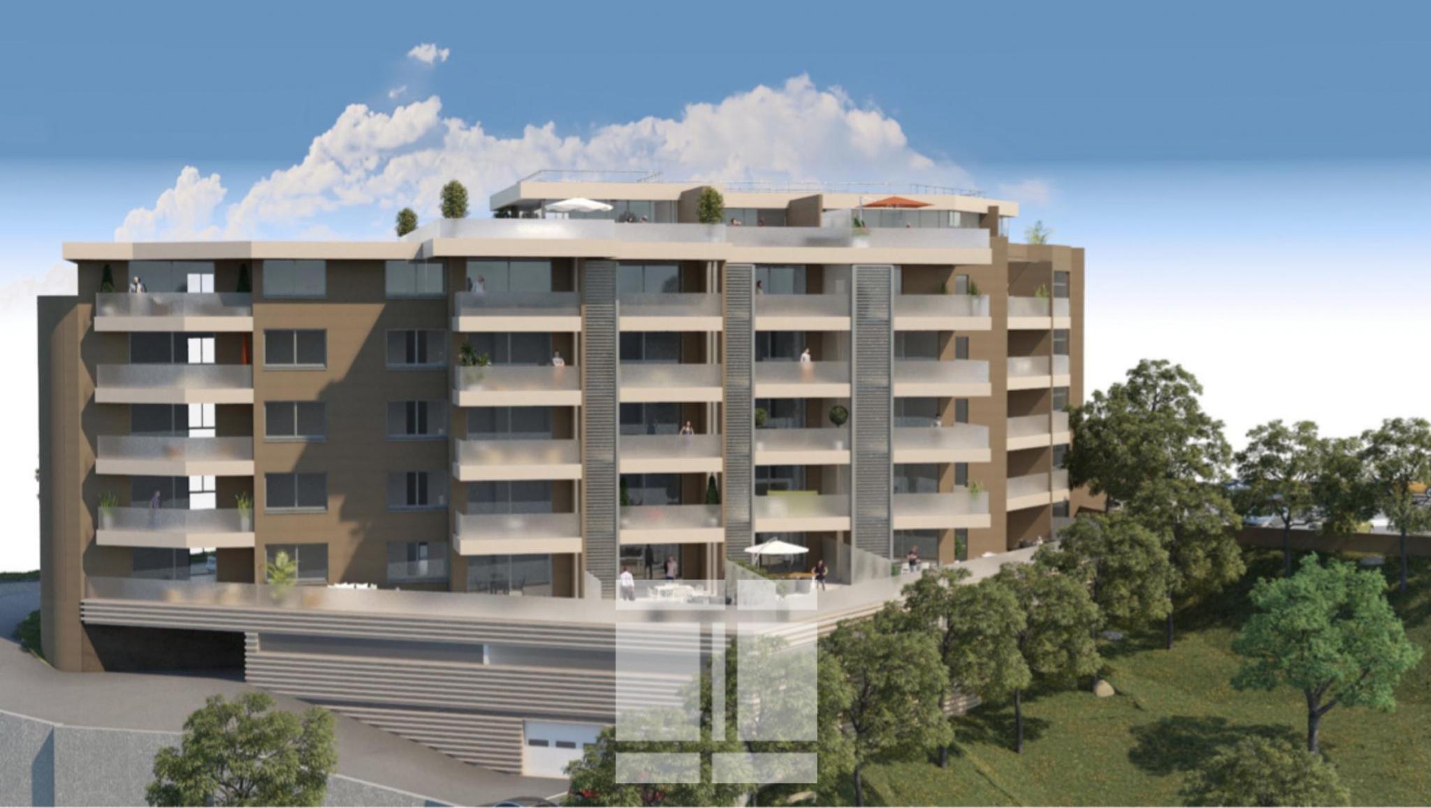 RESIDENCE AIACCIU BELLU - APPARTEMENT NEUF T3 - 97.27 m2