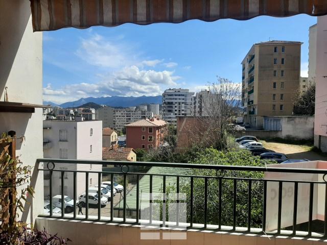 Ajaccio - Appartement 4 Pièces