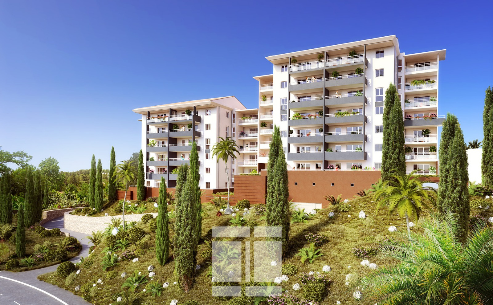 Appartement 3 pièces 72,6 m2 Sarrola-Carcopino