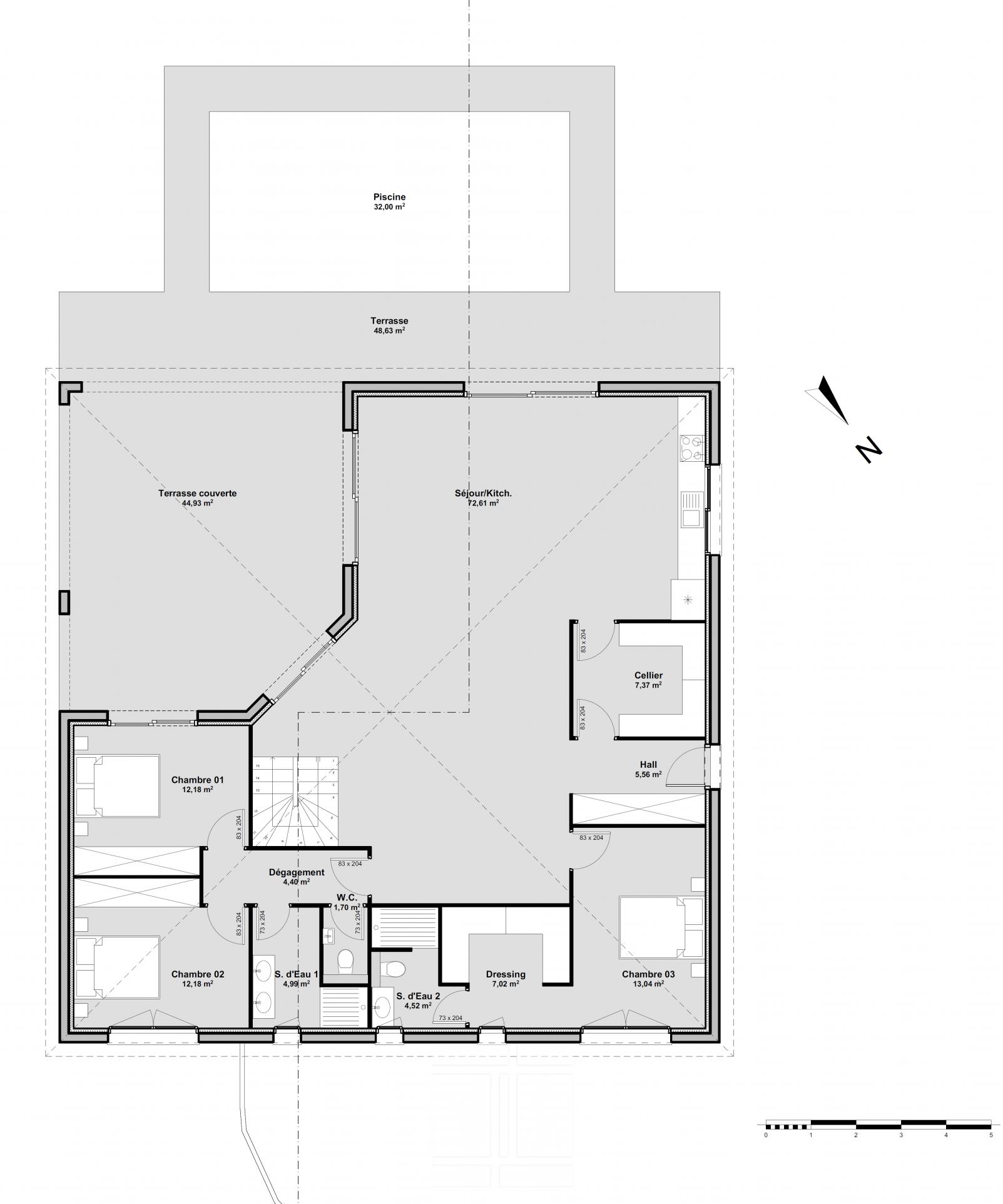 Exclusivité - Villa clé en main - Bastelicaccia