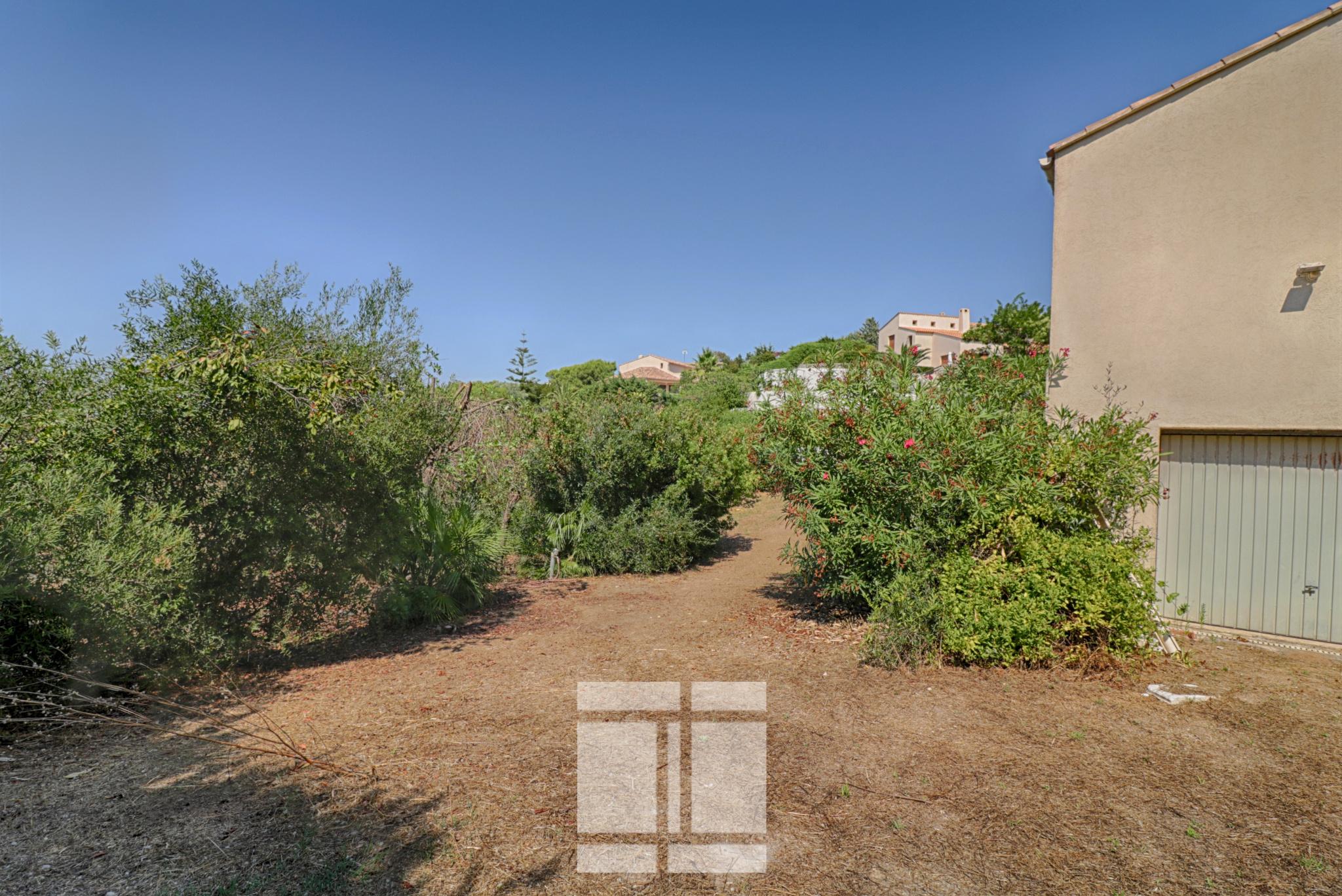 EXCLUSIVITE - Villa vue sur Mer à Pietrosella