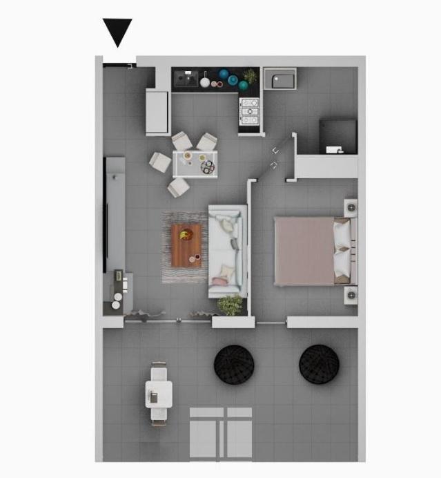 Appartements sur Porticcio