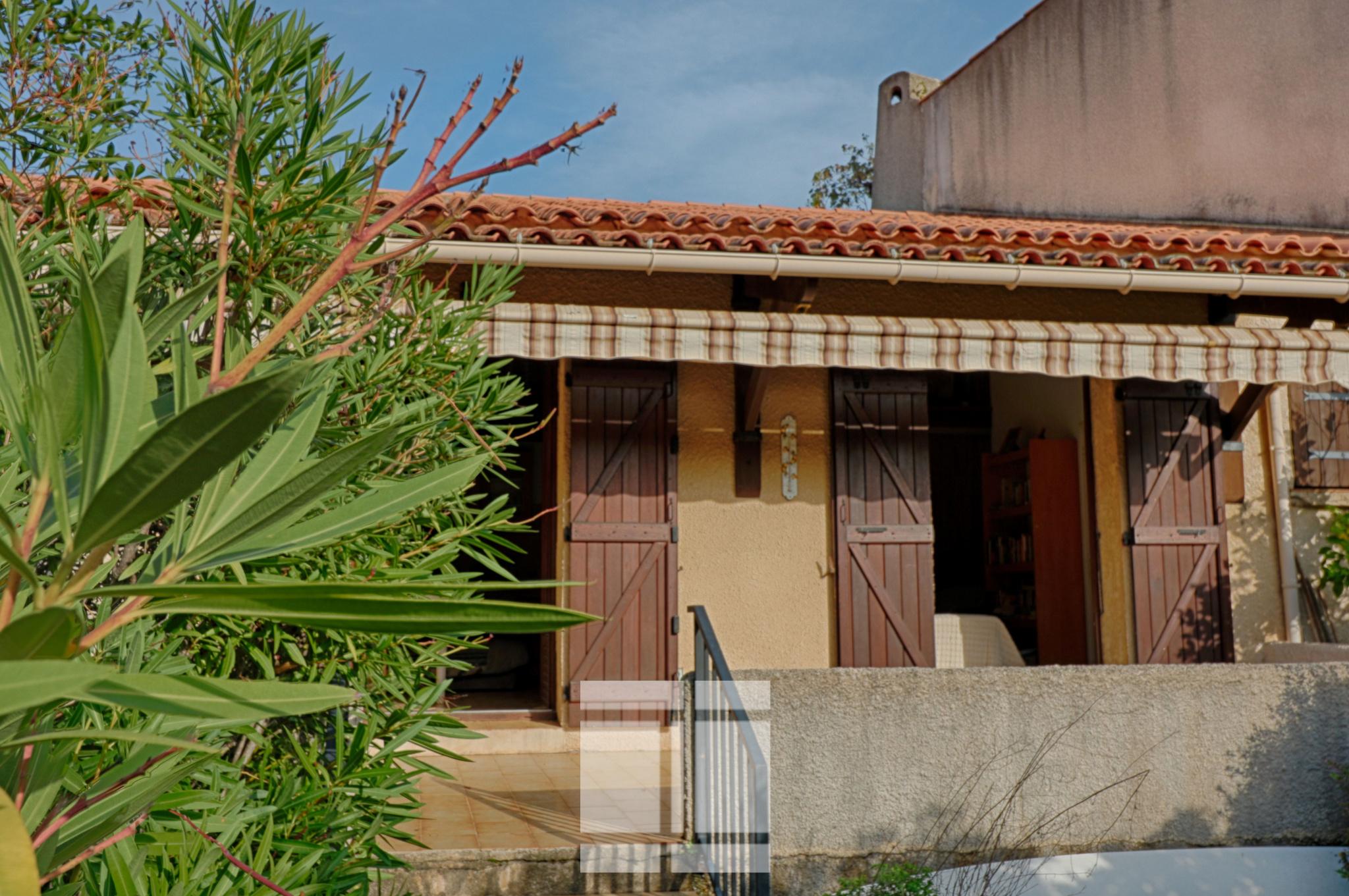 EXCLUSIVITE - Agosta - Petite maison à 300 mètres de la plage